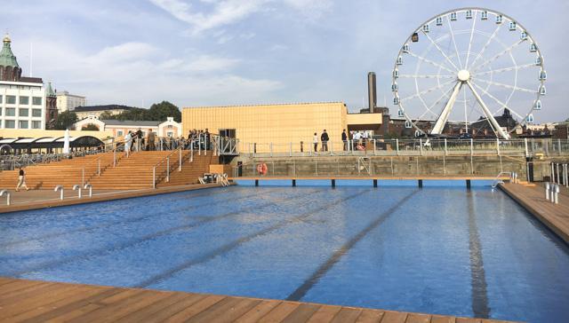 Helsinki Allas Sea Pool