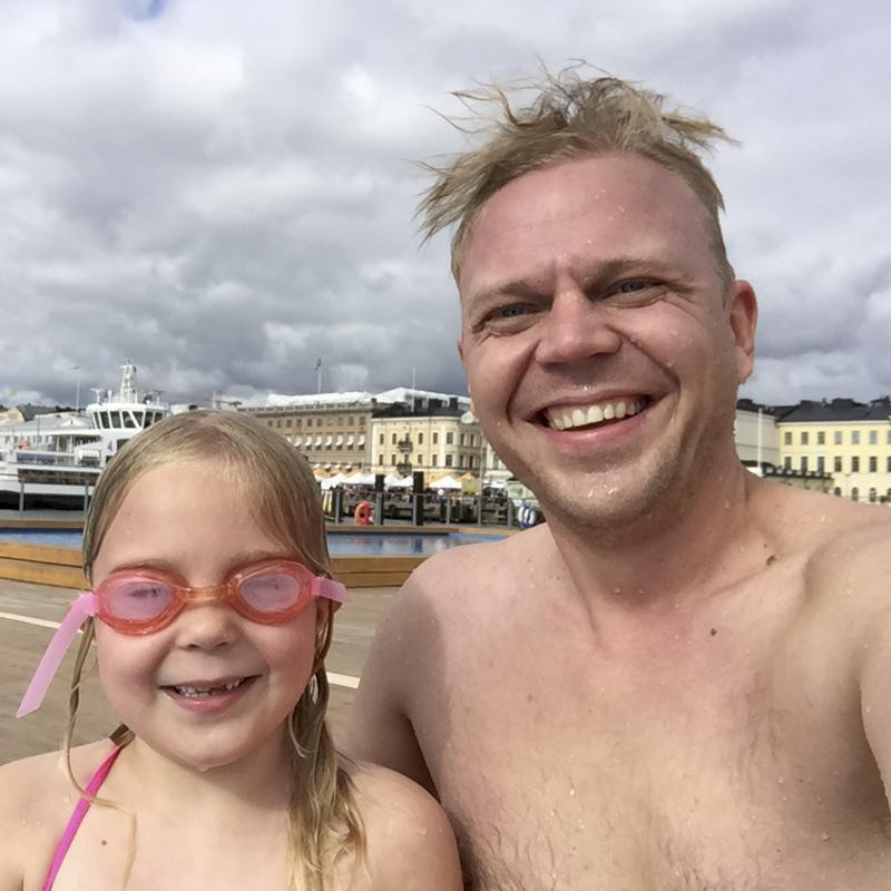 Taimi and Tuomas Pakka
