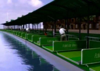 Kelluva golfrata