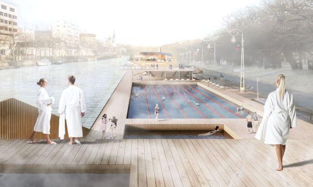 Allas Sea Pool Turku