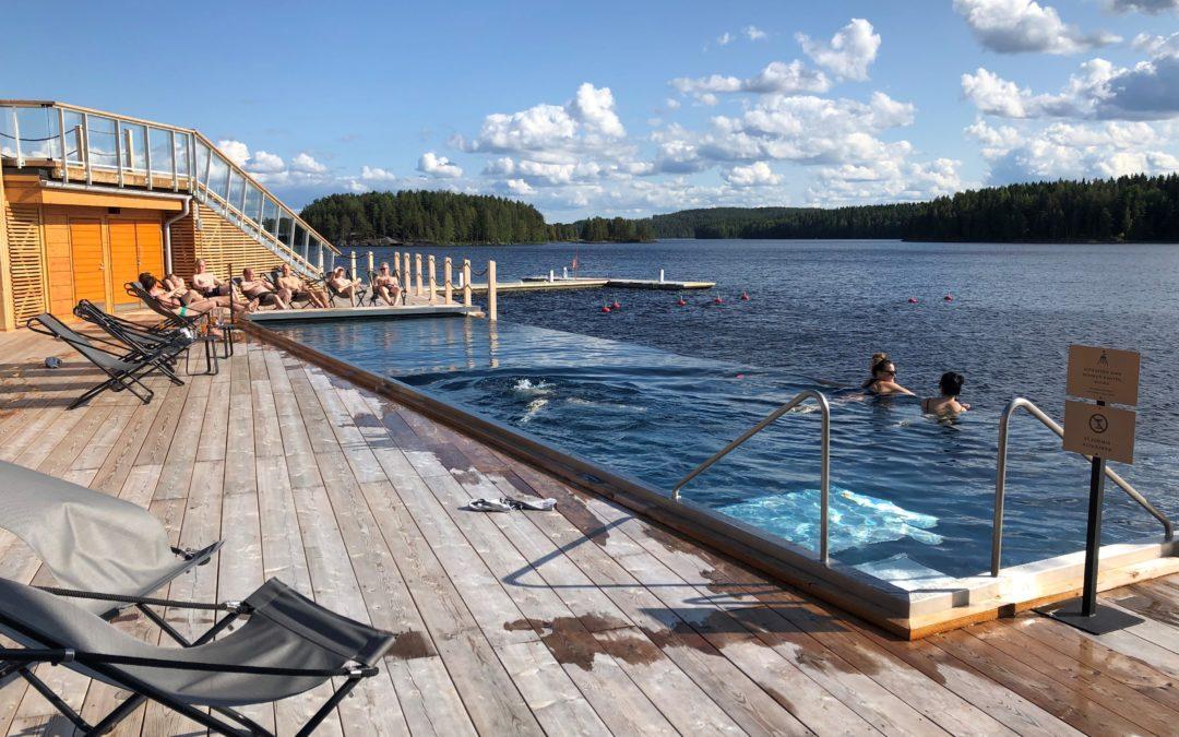 Toimitimme kolme allasta Kuopioon, mutta mikä tässä projektissa oli erilaista? Case: Kuopion Saana